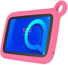 Tablet Alcatel 1T 7 2019 Kids, 1GB/16GB, Wi-Fi, Pink Bumper Case - Hvězda srovnání