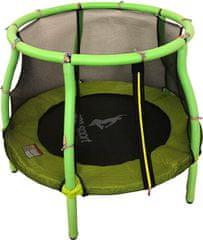 Aga Dětská trampolína 116 cm Light Green Nejprodávanější