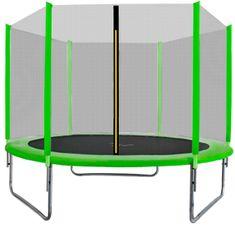 aGa SPORT TOP Trampolína 180 cm Light Green