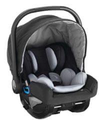 Baby autosedačka Jogger City GO i-Size Infant Car Seat Black - Perfektní hodnocení