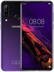 Doogee Y9 Plus, 4GB/64GB, fialový Nejprodávanější