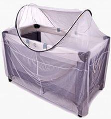 Postýlka Deryan moskytiéra na cestovní postýlku