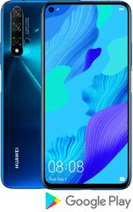 Mobilní telefon Huawei Nova 5T, 6GB/128GB, Crush Blue - Hvězda srovnání