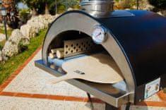 Multifunkční pec na dřevo, pec na pizzu, gril Nonno Lillo (8594180261037)