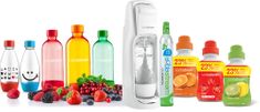 SodaStream JET WHITE Family Pack