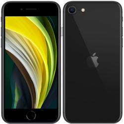 Apple iPhone SE (2020) 64 GB - Black (MX9R2CN/A) Nejprodávanější