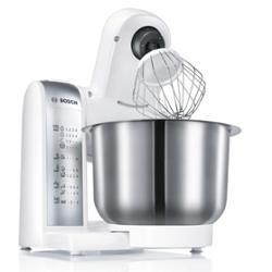 Bosch kuchyňský robot MUM4880 šedý/bílý