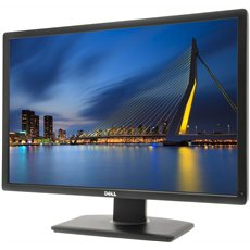 "24"" monitor Dell UltraSharp U2412M Black"