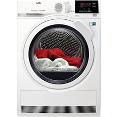 AEG sušička prádla AbsoluteCare T8DBG48WC - Skvělé recenze