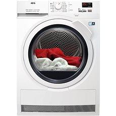 AEG sušička prádla AbsoluteCare T8DBK68WC - Perfektní hodnocení