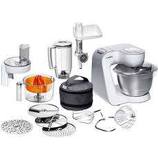 Spolehlivost 98% - BOSCH kuchyňský robot MUM58259