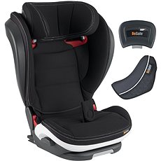 BeSafe autosedačka iZi Flex FIX i-Size Black Car Interior 50