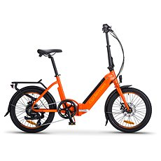 Cycleman elektrokolo FEB05