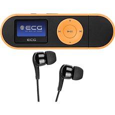 Spolehlivost 98% - ECG přehrávač PMP 20 4GB Black&Orange