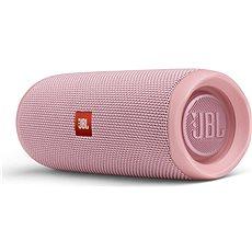 Nejspolehlivější v kategorii - Reproduktor JBL Flip 5 růžový