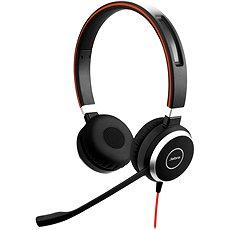 Spolehlivost 99% - Jabra sluchátka Evolve 40 Stereo MS