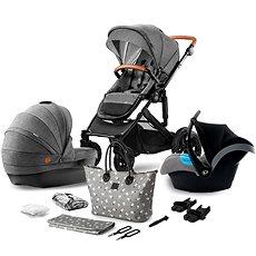 Kinderkraft Prime 3v1 2020 grey