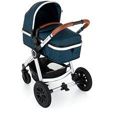 Kočárek Petite&Mars Grand II Platinum Indigo 3v1 2020