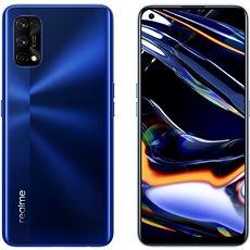 Nejspolehlivější v kategorii - Mobilní telefon Realme 7 Pro Dual SIM 8+128GB modrá