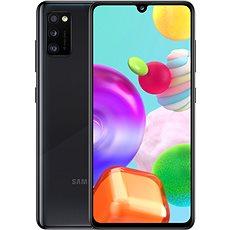 Spolehlivost 99% - Samsung mobilní telefon Galaxy A41 černá