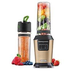 Spolehlivost 98% - SENCOR SBL 7177CH automatický mixér na smoothie Vitamin+