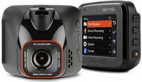 Autokamera Mio MiVue C570, FullHD, GPS, záběř 150°, WDR