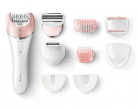 Epilátor Philips Satinelle Advanced BRE640/00, Wet & Dry