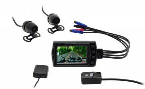 Motokamera CEL-TEC MK01 FullHD s GPS, WIFI, držák