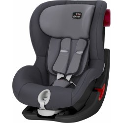 Britax Römer KING II BLACK EDITION 2019 STORM GREY