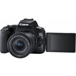 Nejlepší v kategorii -Canon EOS 250D