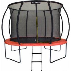 Marimex Premium 366 cm + vnitřní ochranná síť + žebřík