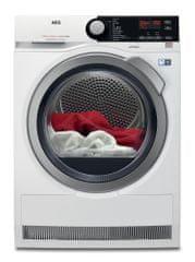Sušička prádla AEG AbsoluteCare T8DBE48SC (A++) - Perfektní hodnocení