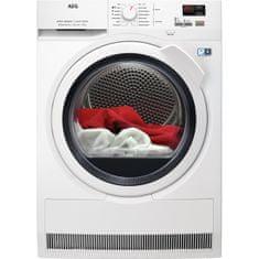 AEG sušička prádla AbsoluteCare T8DBK68WC