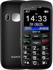 Aligator A670 Senior, černý - Skvělé recenze
