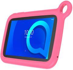 Alcatel 1T 7 2019 Kids, 1GB/16GB, Pink Bumper Case (8068-2AALE1M-2)