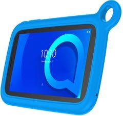 Tablet Alcatel 1T 7 2019 Kids, 1GB/16GB, Wi-Fi, Blue Bumper Case - zánovní
