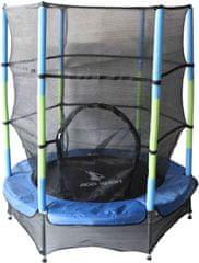 Aga Dětská trampolína 140 cm Green/Blue