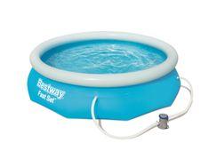 Bestway 57270 Bazén Fast Set 3,05 × 0,76 m (do 4000 Kč) - Perfektní hodnocení
