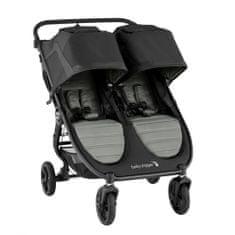 Baby Jogger CITY MINI GT 2 DOUBLE - SLATE 2021 Nejprodávanější