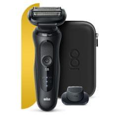 Braun holící strojek Series 5 MBS5 designová edice - Perfektní hodnocení