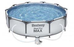 Bestway Bazén Steel Pro Max 3,05 × 0,76 m, sada 56408