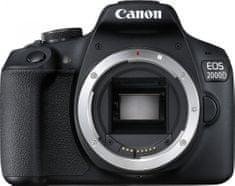 Canon fotoaparát EOS 2000D Body (2728C001) - Skvělé recenze