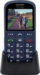 Mobilní telefon CPA Halo 11 Pro Senior, Blue