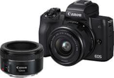 Fotoaparát Canon EOS M50