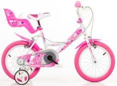 """Silniční kolo Dino bikes Dívčí kolo 16"""""""