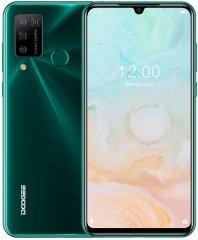 Mobilní telefon Doogee N20 PRO, 6GB/128GB, Fantasy Forest Green