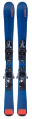 Elan Juniorské sjezdové lyže Prodigy QS EL 7.5 19 - Perfektní hodnocení