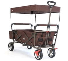 Fuxtec Skládací vozík CT-500-BR