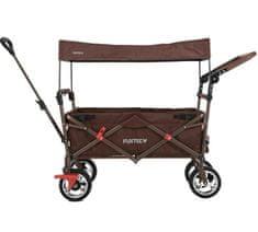Fuxtec kočárek Skládací vozík CT-700-B - Perfektní hodnocení