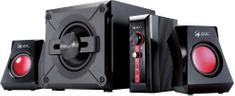Reproduktor Genius GX Gaming SW-G 2.1 1250 (31730019400) - Perfektní hodnocení